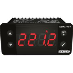 EMKO ESM-3700-N digitale Prozessanzeige für 0/4-20 mA und 0-10 V Analogsignal