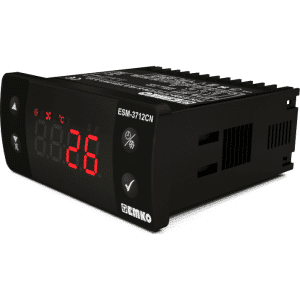EMKO ESM-3712-CN 2-Punkt Kühlregler mit Timer und Summer