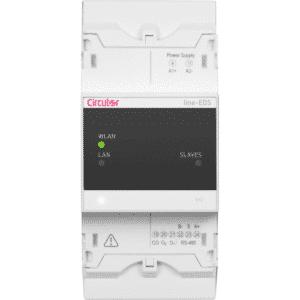 CIRCUTOR Line-EDS-Cloud Datenlogger mit integriertem Webserver