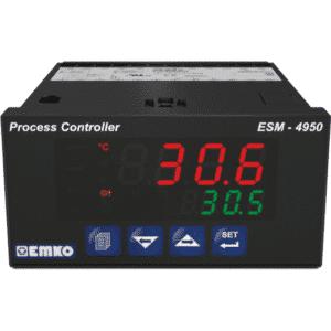 EMKO ESM-4950 PID-Prozessregler mit I/O-Erweiterungsmodulen