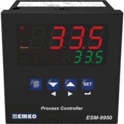EMKO ESM-9950 PID-Prozessregler mit I/O-Erweiterungsmodulen