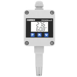 EMKO Pronem midi LCD W Temperatur- und Feuchtemessumformer