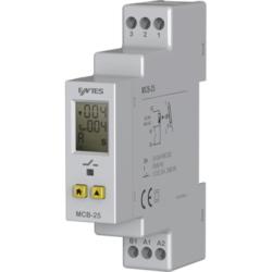 ENTES MCB-25 Digitales Multifunktions-Zeitrelais 7 Funktionen