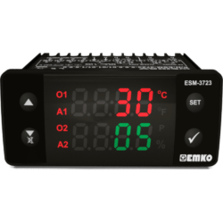 EMKO ESM-3723 Temperatur- und Luftfeuchteregler