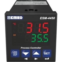 EMKO ESM-4450 PID-Prozessregler mit I/O-Erweiterungsmodulen