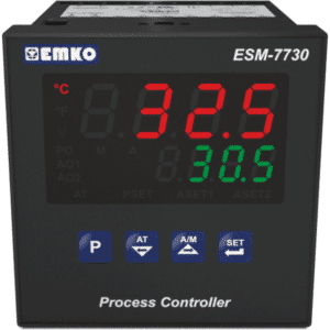 EMKO ESM-7730 PID-Prozessregler für Temperatursensoren und Analogsignale