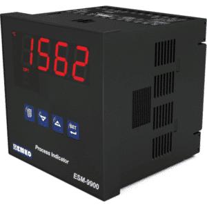 EMKO ESM-9900 Prozessanzeige für Temperatursensoren und Analogsignale