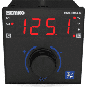 EMKO ESM-9944-N PID Temperaturregler mit Timer Drehregler