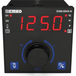 EMKO ESM-9945-N PID Temperaturregler mit Timer Drehregler