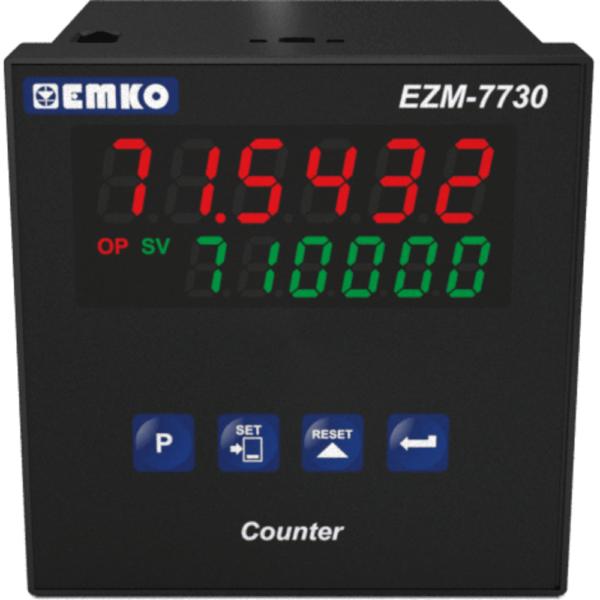 EMKO EZM-7730 Vorwahlzaehler