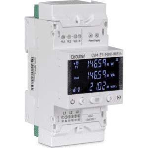 CIRCUTOR CVM-E3-MINI-ITF Leistungsanalysator für Hutschiene