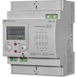 CIRCUTOR CEM-C21 3-Phasen Wechselstromzähler mit Direktmessung bis 65 A