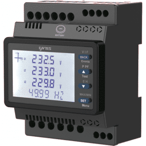 ENTES MPR-2 Netzanalysator für Hutschiene