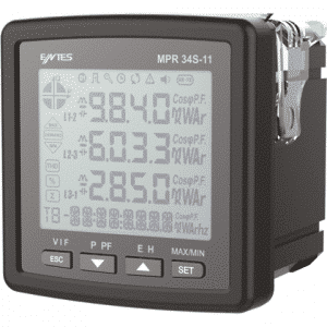 ENTES MPR-3 Netzanalysatoren
