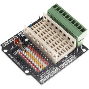 ZDAUTO Arduino Evaluationboard