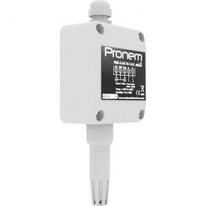 EMKO Pronem midi PMD-W Temperatursensor und Feuchtigkeitssensor