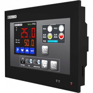 EMKO proop.black-10L HMI Touch Panel mit 10.1″ TFT Touchscreen, Ethernet und Wi-Fi