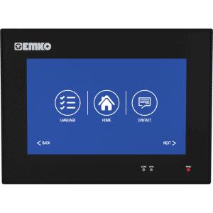 EMKO proop.black-7.eco Bedienpanel mit 7″ TFT Touchscreen