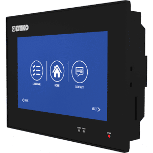 EMKO proop.black-7.eco Bedienpanel mit 7″ TFT Touchscreen