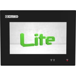 EMKO proop.black-7L Bedienpanel mit 7″ TFT Touchscreen, Ethernet und Wi-Fi