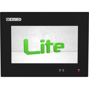EMKO proop.black-7L Bedienpanel mit 7″ TFT Touchscreen, Ethernet und Wi-Fi