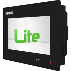 EMKO proop.black-7L HMI Touch Panel mit 7″ TFT Touchscreen, Ethernet und Wi-Fi