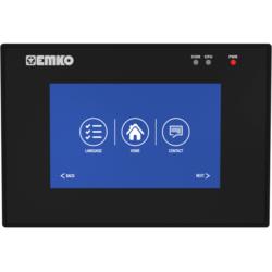 EMKO proop.black-4.eco HMI Touch Panel mit 4.3″ TFT Touchscreen