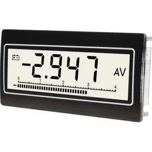TDE Instruments DPM802-TW digitales Voltmeter und Amperemeter Einbauinstrument