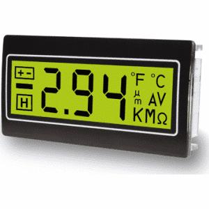 TDE Instruments DPM961 digitales Einbauinstrument 200 mV