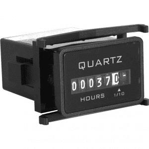 TRUMETER 732 elektromechanischer DC Betriebsstundenzähler