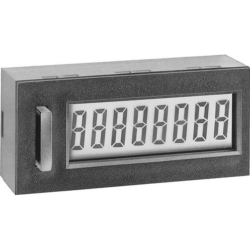 TRUMETER 7400AS elektronischer Summenzähler mit Rücksetztaste