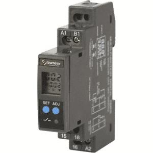 TRUMETER 7957 Digitales Multifunktions Zeitrelais mit 18 Funktionen