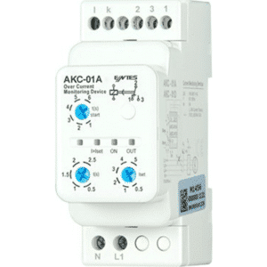 ENTES AKC-01A Stromüberwachungsrelais