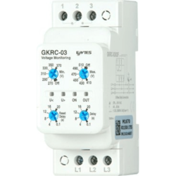 ENTES GKRC-03 Spannungsüberwachungsrelais