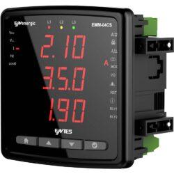 ENTES EMM digitales 3-Phasen Multimeter Einbauinstrument