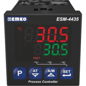 EMKO ESM-4435 PID-Prozessregler für Temperatursensoren und Analogsignale
