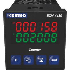 EMKO EZM-4430 6-stelliger Vorwahlzähler