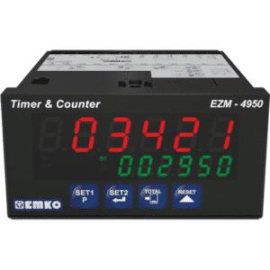 EMKO EZM-4950 Vorwahlzähler und Timer