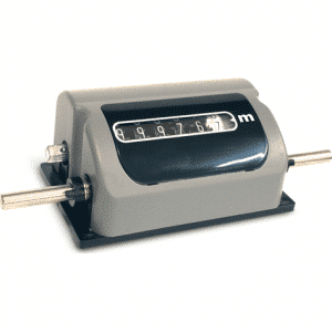 TRUMETER 3602 mechanischer Summenzähler Anzeige 99999.9 m