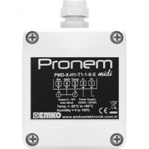EMKO Pronem midi D Temperatursensor und Feuchtigkeitssensor